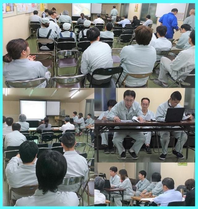 第2回  「小集団活動 成果発表会」の写真2