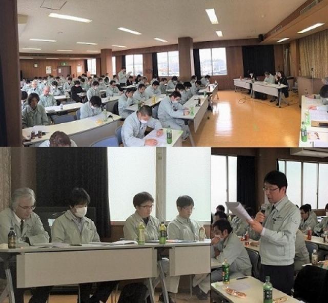 第7回 「全社大会」が2月15日開催されましたの写真3