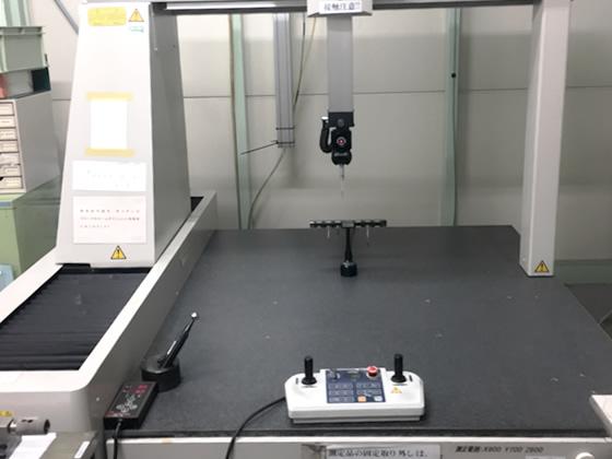 ミツトヨ製 接触式三次元測定器