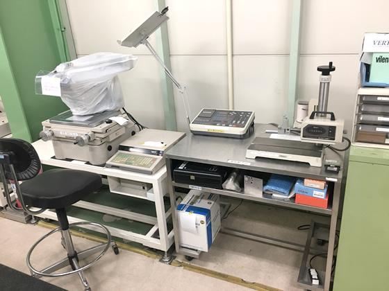 オリンパス製 デジタル式測定顕微鏡